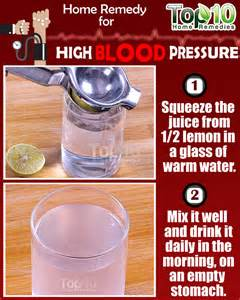 Blood pressure home remedy treatment picture 3