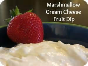 marshmallow creme dip picture 2