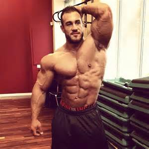 girls boyfriend grows bigger with muscle rip and picture 10