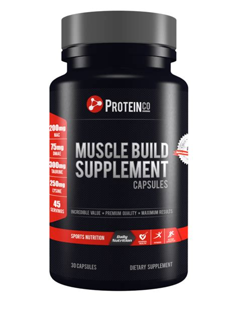 muscle building supplement picture 2