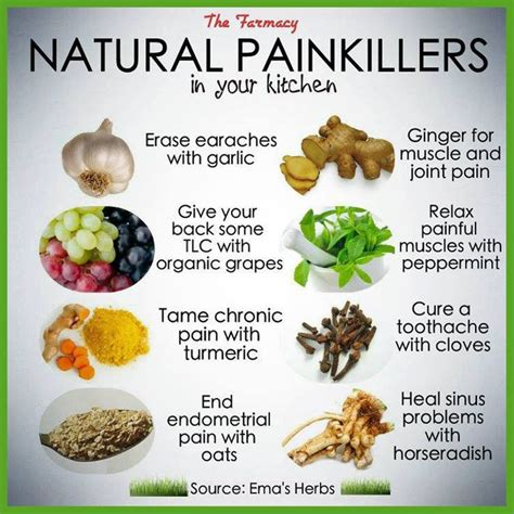 natural narcotic like pain relief picture 1