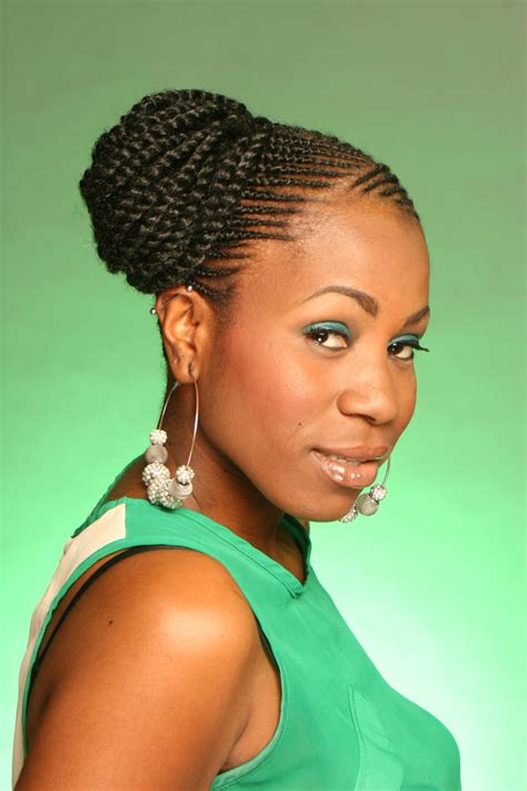 african american hair shows picture 14