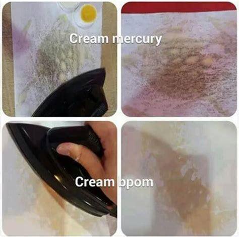 cream pemutih yang mengandung mercury picture 7