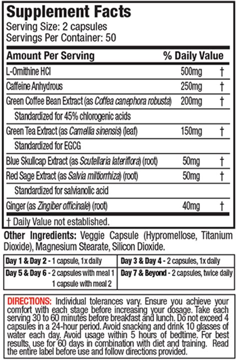 hydroxycut ingredients 2015 picture 3
