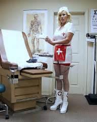 female nurse gives male exam picture 6