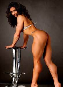 extreme female muscle picture 1