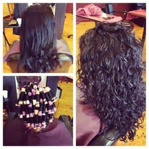 procedure for spiral perm on hair picture 13