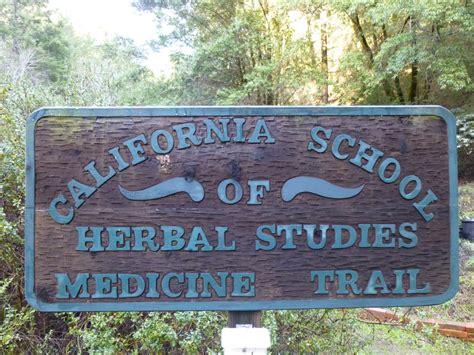 california sl of herbal studies picture 1