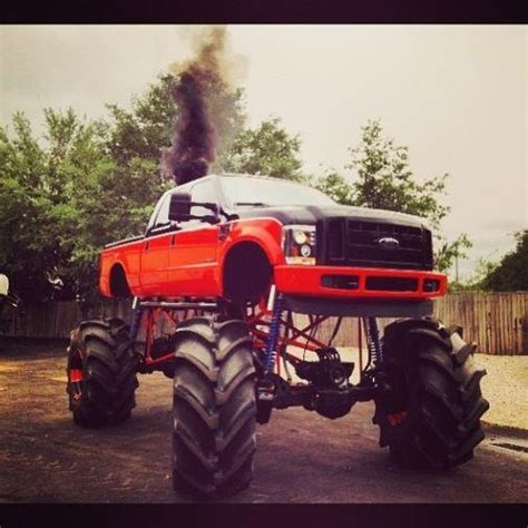 ford diesel blowin smoke picture 4