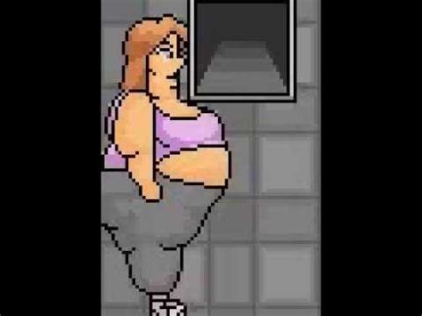 fat anime weight gain games picture 2