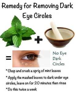 for eyes darkcircule cream or any home medicen picture 1