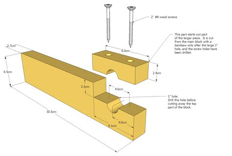 advanced box joint jig plans picture 13