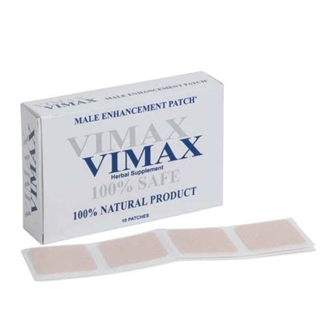 does vimax patches work picture 2