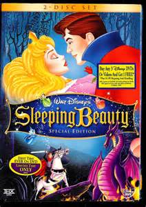 sleeping beauty dvd limited edition picture 1