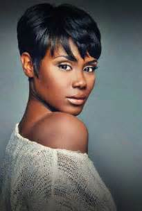 short hair cuts for afro american women picture 3