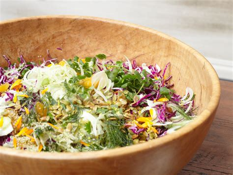 cabbage fennel salad recipe picture 1