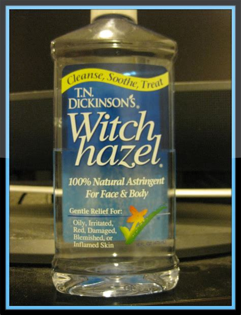 witch hazel is great for acne picture 2