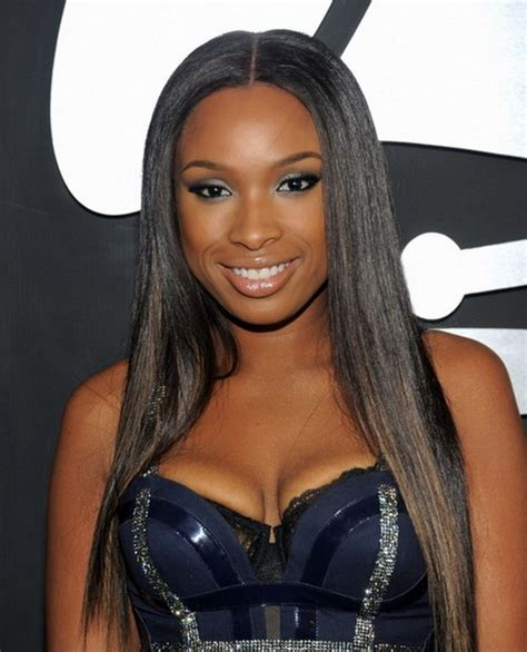 african american straight hair picture 8