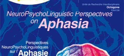 aphasia le cerbvas disease picture 1