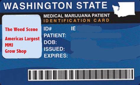 washington health card picture 5
