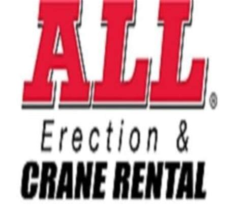 all erection and crane rental picture 1