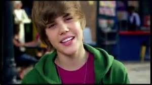 justin beber-one less lonely girl picture 1