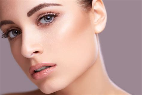 healthy glowing skin picture 2