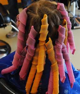 spiral hair curlers picture 3