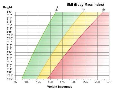 losing weight normal bmi recommendation picture 13