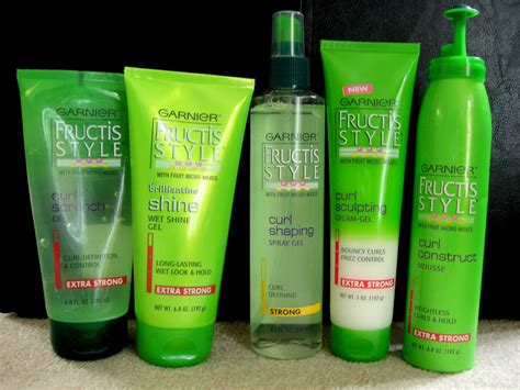 curly hair styling gel picture 13