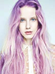 purple and pink hair color picture 17