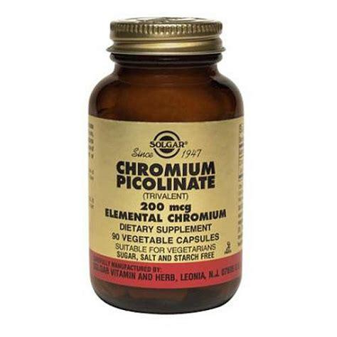 chromium picolinate health benefits picture 9