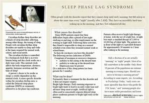 quizzes for delayed sleep phase syndrome picture 6
