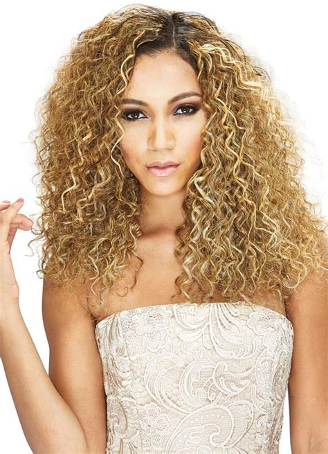 curly long hair wigs picture 10