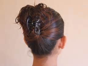 easy ways to put hair up picture 10
