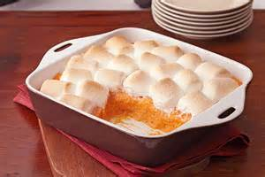 recipe for sweet potatoes with marshmallows picture 6