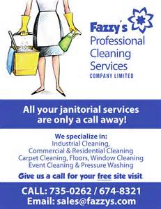 examples of business cards for home cleaning picture 7