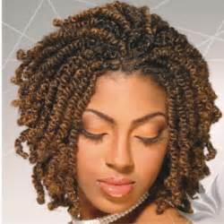 black natural hair styles, twists picture 1
