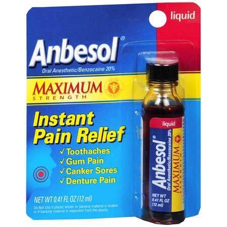 gum pain relief picture 3