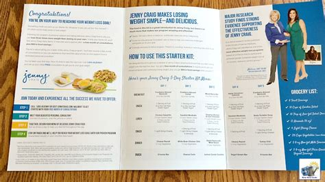 free la weight loss menu plan kit picture 14