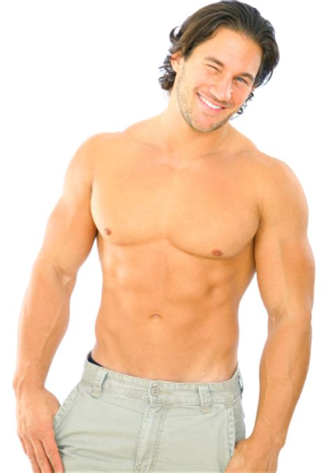 average male muscularity picture 5