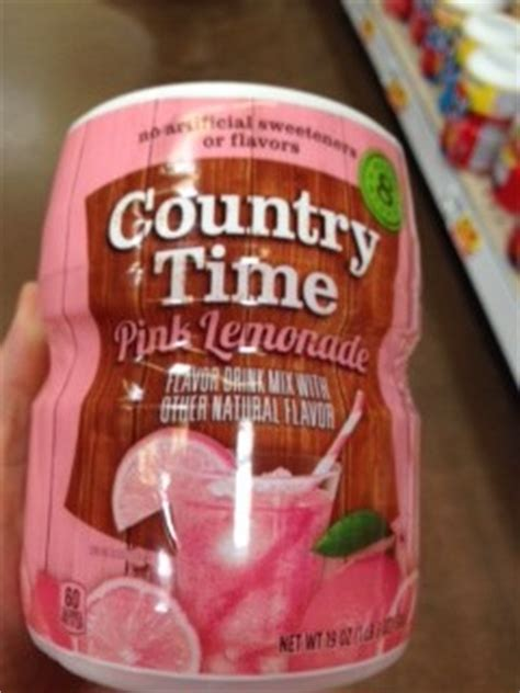 country time lemonade citric acid content fda picture 3