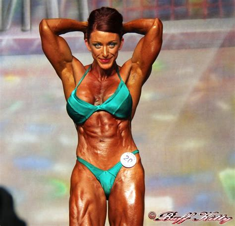 female muscle model clips picture 8