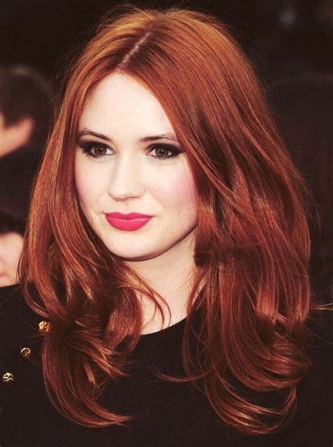 coloring red hair picture 11