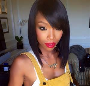 brandy hair line picture 15