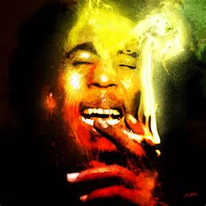 bob marley smoke two bongs picture 6