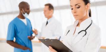 selection o female medical doctor to perform human picture 3