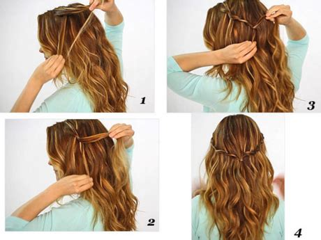 easy do it youself hair styles picture 7