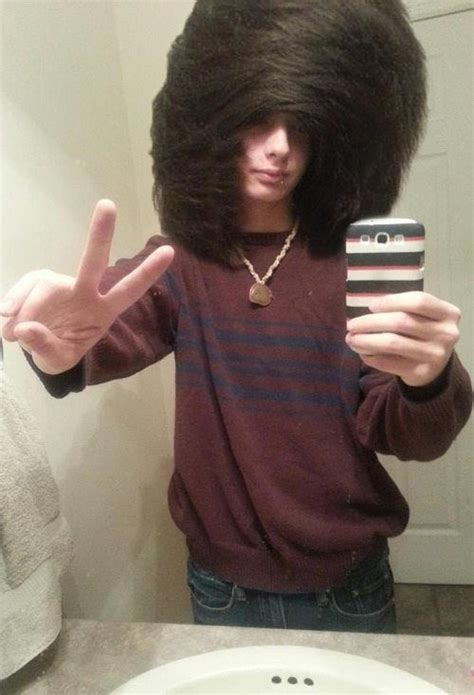 hair big puffy picture 1