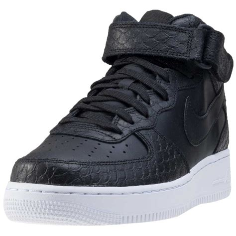 air force 1 mid skin snake picture 9